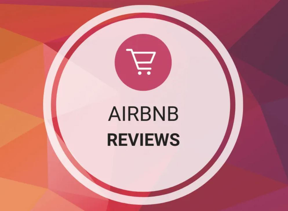 Buy AirBNB Reviews