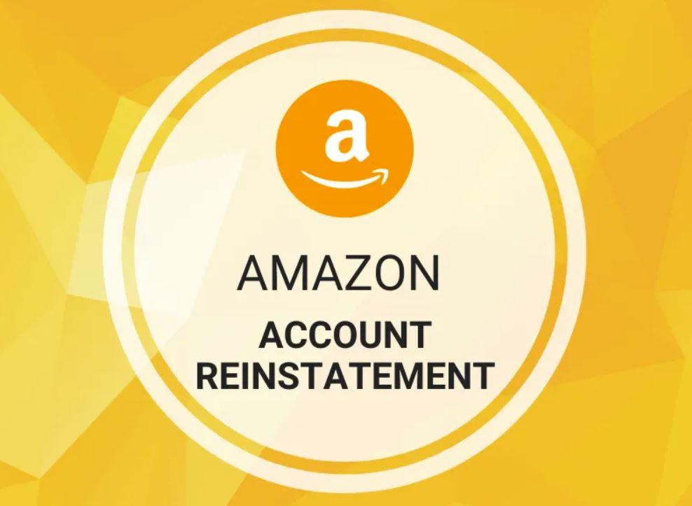 Amazon Account Reinstatement