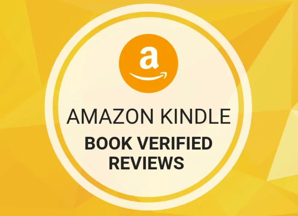 Amazon Kindle - Book Verified Reviews