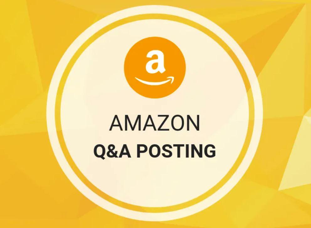Amazon Q&A Posting