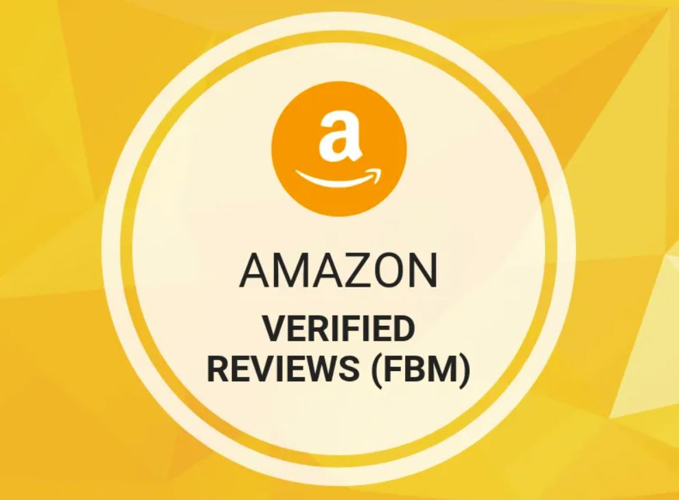 Amazon Verified Reviews (FBM)