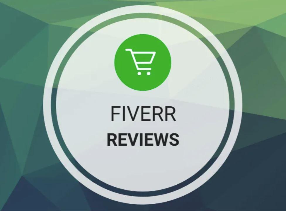 Fiverr - Reviews