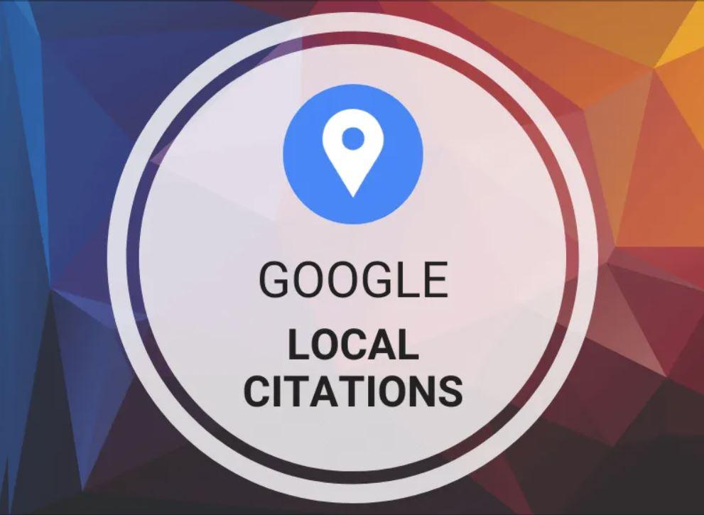 Google - Local Citations
