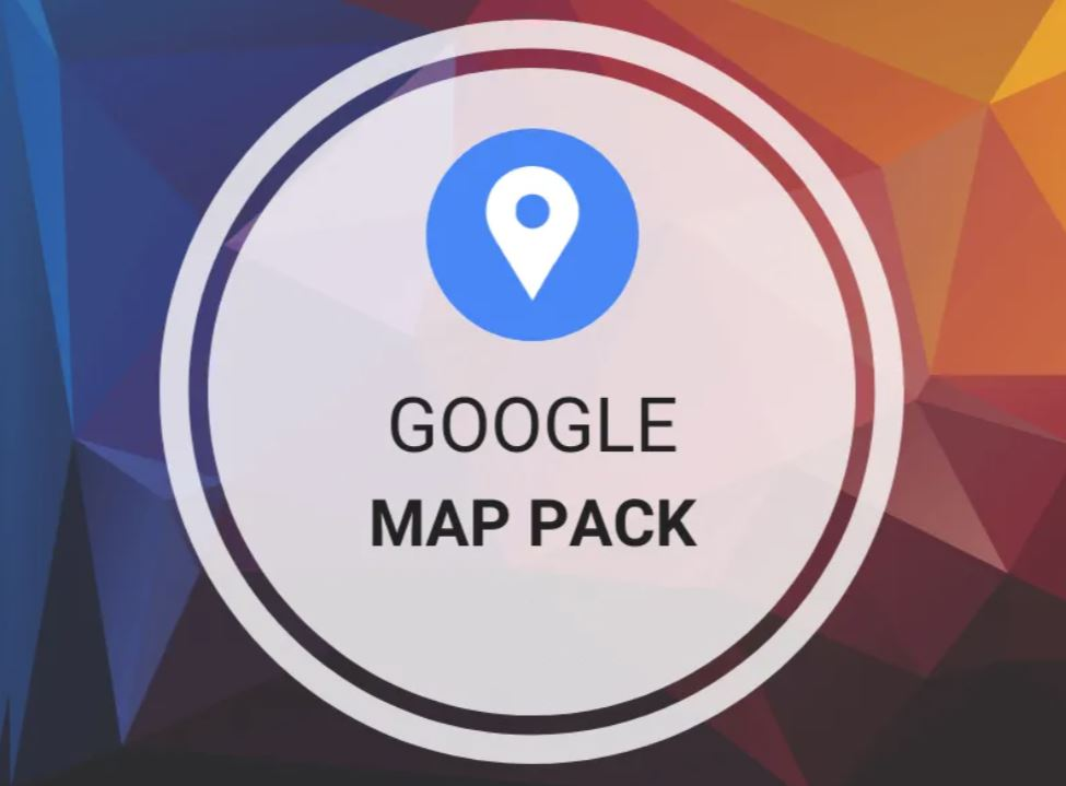Google Map Pack (Local 3 Pack)