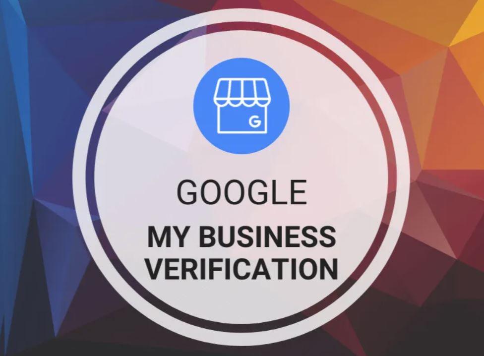 Google My Business Verification