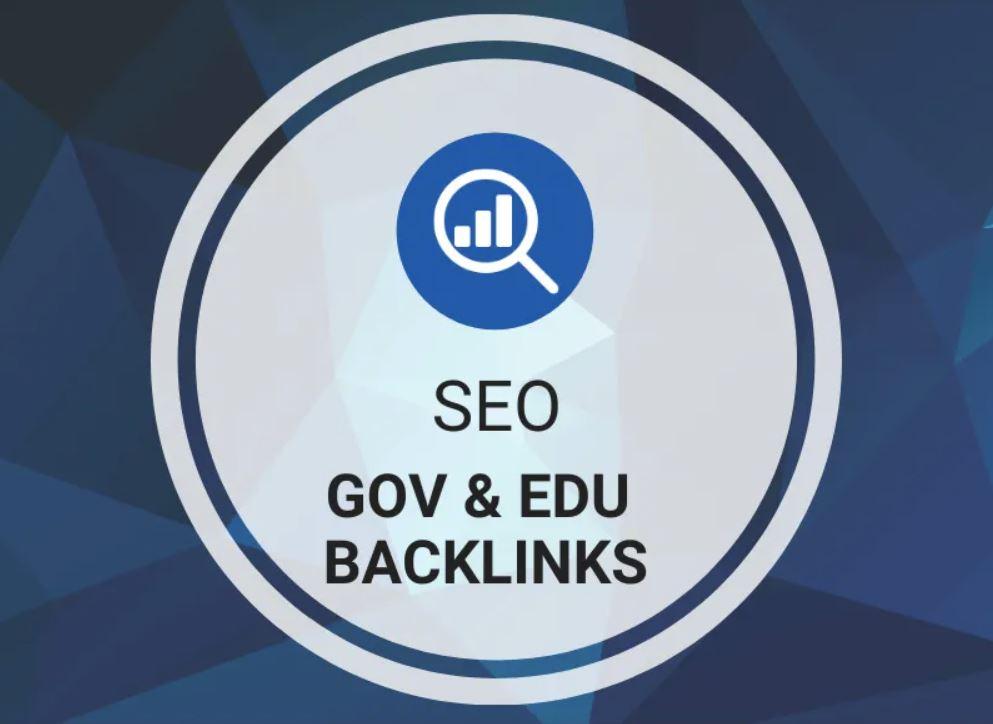 Gov & EDU Backlinks