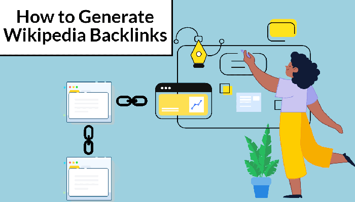 How to Get Valuable Wikipedia Backlinks Easily