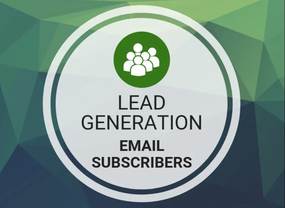 Lead Generation - Email Subscribers
