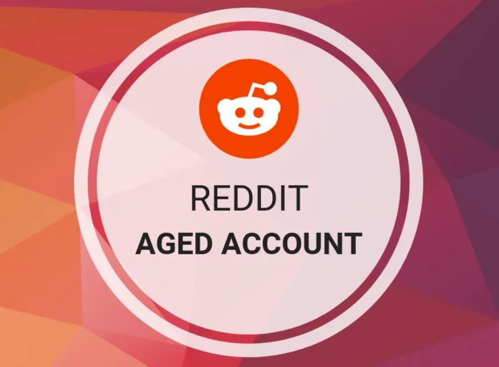 Reddit - Aged Account