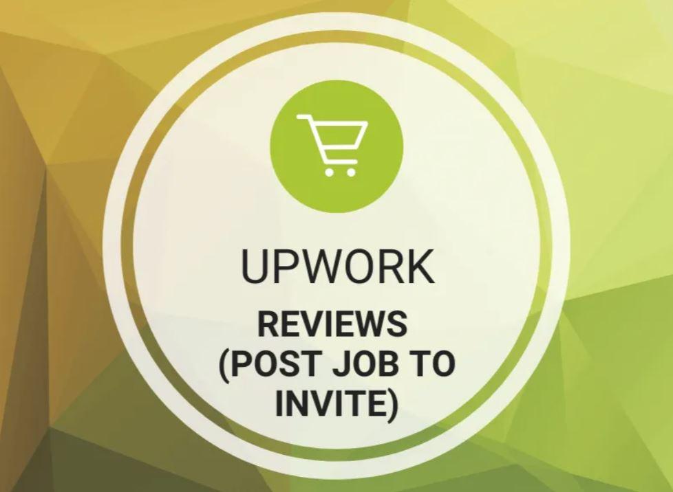 Upwork Reviews (Post Job to Invite)